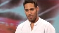 The X Factor 2009 - Danyl Johnson - Su Increible Primera Audición con A Little Help From My Friends